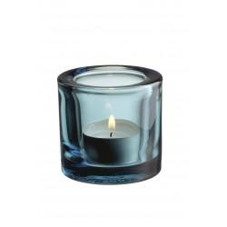 Kivi  teal.candleh. 60mm sea blue
