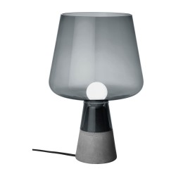Leimu lamp 380x250mm grey  Iittala