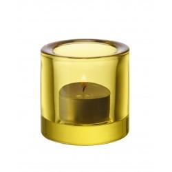 Kivi  teal.candleh. 60mm lemon