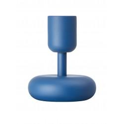 Nappula candle holder 107mm blue