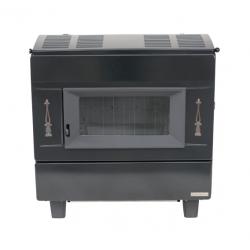 Classique II zwart/noir - 5.8kW  Franco Belge