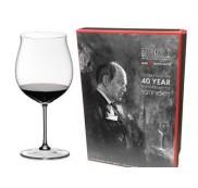 Wijnglazen rode wijn
