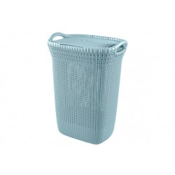 KNIT WASBOX 57L MISTY BLUE  Curver