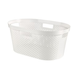 INFINITY WASMAND DOTS 39L WIT  Curver