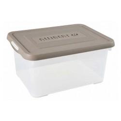 HANDY BOX 15L 39.5X29X20CM TAUPE-TRANSP  Curver