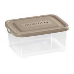 HANDY BOX 2L 21.4X16.7X7.9CM TAUPE-TRAN  Curver