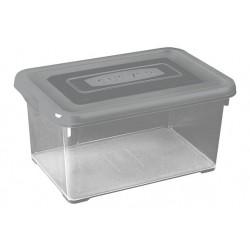 HANDY BOX 6L 29,4X19,4XH14CM SMOKEYGRIJS