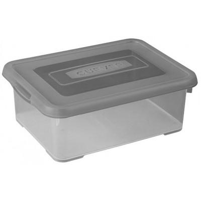 HANDY BOX 12L 34X25.5XH20CM SMOKEY GRIJS