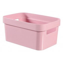 INFINITY RECYCLED BOX 4.5L ROZE  Curver