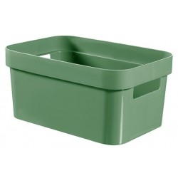 INFINITY RECYCLED BOX 4.5L GROEN  Curver