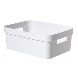 INFINITY RECYCLED BOX 11L WIT  Curver