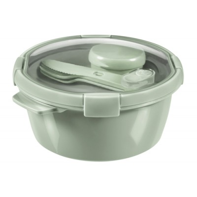 SMART TO GO ECO LUNCHBOX 1.6L ROND BESTE  Curver