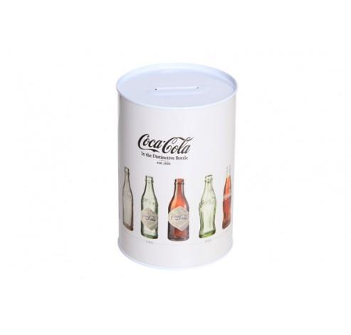 COCA COLA SPAARPOT D10XH15CM DESIGN GESC  Cosy & Trendy