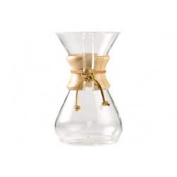 CHEMEX CLASSIC COFFEE MAKER 8CUP