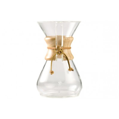 CHEMEX CLASSIC COFFEE MAKER 8CUP