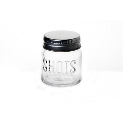 SHOTS GLAS TRANSPARANT D5XH5,5CM