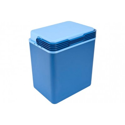 KOELBOX 32L BLAUW  Cosy & Trendy
