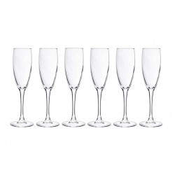 COSY MOMENTS CHAMPAGNEGLAS 19CL SET6  Cosy & Trendy