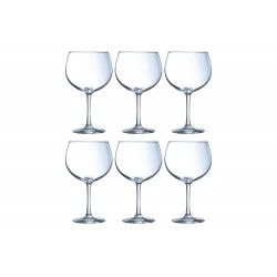 COSY MOMENTS COCKTAILGLAS-GIN 70CL SET6