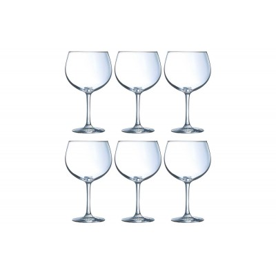 COSY MOMENTS COCKTAILGLAS-GIN 70CL SET6 Cosy & Trendy