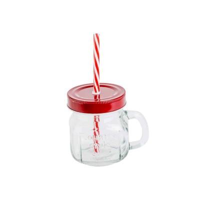 DRINKBEKER MET OOR MET DRINKRIET Cosy & Trendy