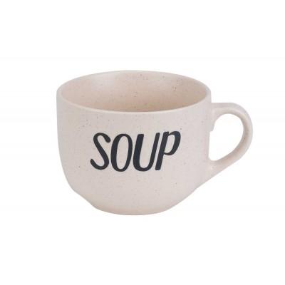 SOUP CREAM BEKER 'SOUP' D11XH8,5CM