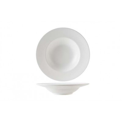 Oscar White Pastabord D17.5-28xh5,3cm
