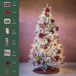 Kerstboompakket So Cute  Cosy & Trendy
