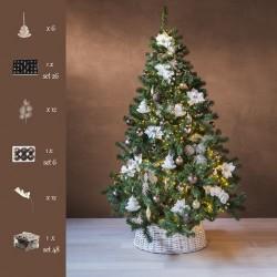 Kerstboompakket Nid d'oiseau  Cosy & Trendy