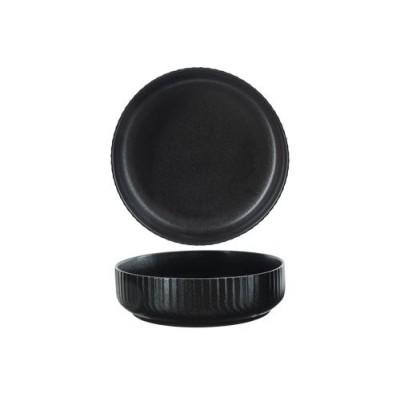 Dakota Black Pastabord D19,5xh5,5cm