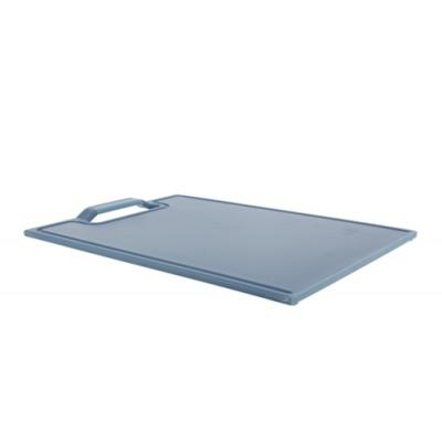Snijplank Blauw 27x36xh2,1cm Kunststof