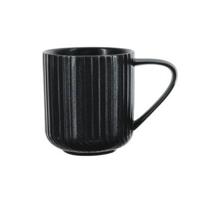 DAKOTA BLACK BEKER 40CL D8,5XH9,8CM