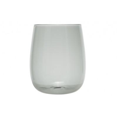 BOROSILICATE GLAS ZWART 38 CL SET 6