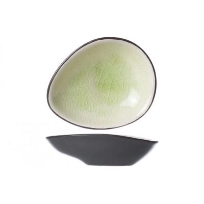 Streetfood Light Green Bord Ov 6.9x5.9cm
