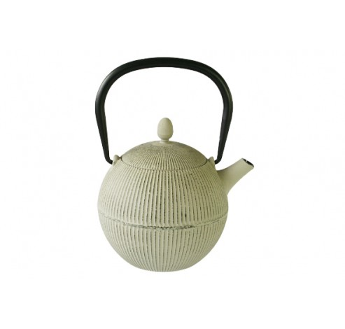 COCONUT L.GREY THEEPOT MET FILTER TSP80  Cosy & Trendy