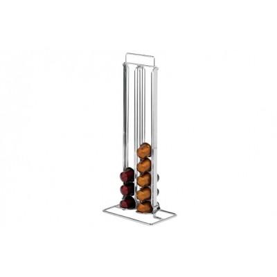 CAPSULE-HOUDER VOOR 40 STUKS 15X10XH37CM  Cosy & Trendy