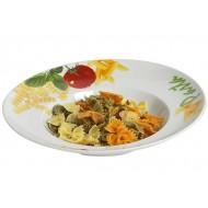 Pastabord D17-27,5xh6cm Deco Pasta