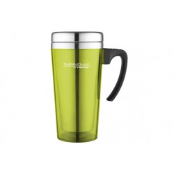 SOFT TOUCH TRAVEL MUG LIME 420ML