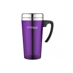 SOFT TOUCH TRAVEL MUG PAARS 420ML