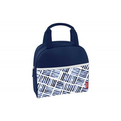 BLUE TILES LUNCHTAS  Thermos
