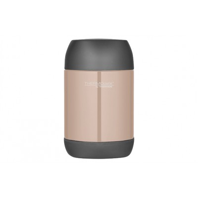 VOEDSELDRAGER SS 0.5L TAUPED9.5XH16CM  Thermos