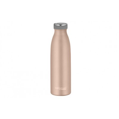 TC DRINKFLES SCHROEFDOP TAUPE 0.5LD6.5XH23CM