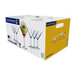 COCKTAIL BAR MARTINI GLAS OP VOET 30CL