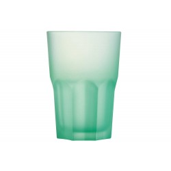 TECHNO COLORS LAGOON TUMBLER 40CL