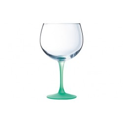 TECHNO SUMMER COCKTAILGLAS GROEN 70CL