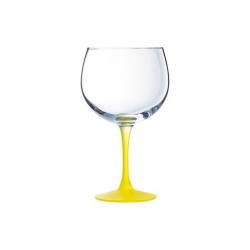 TECHNO SUMMER COCKTAILGLAS GIN 70CL GEEL