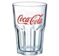 COCA COLA CLASSICS GLAS FH 40 CL