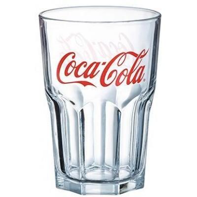 COCA COLA CLASSICS GLAS FH 40 CL  Luminarc