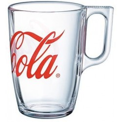 COCA COLA CLASSICS DRINKBEKER 32 CL  Luminarc