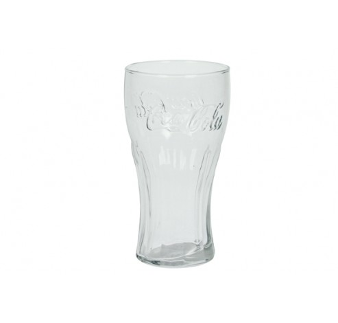 COCA COLA GLAS CONTOUR 37CL SET3  Luminarc